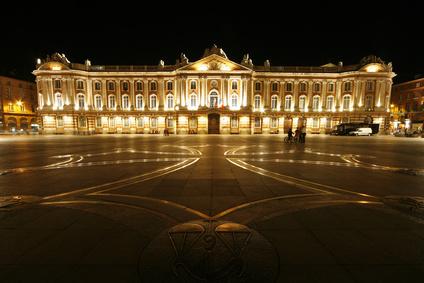 Toulouse Place du Capitol